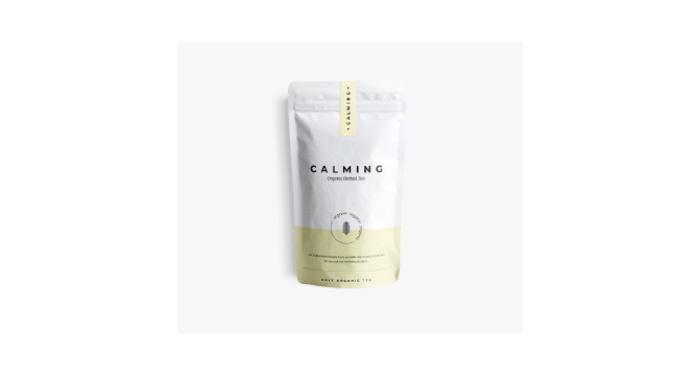 image of a tea packaging