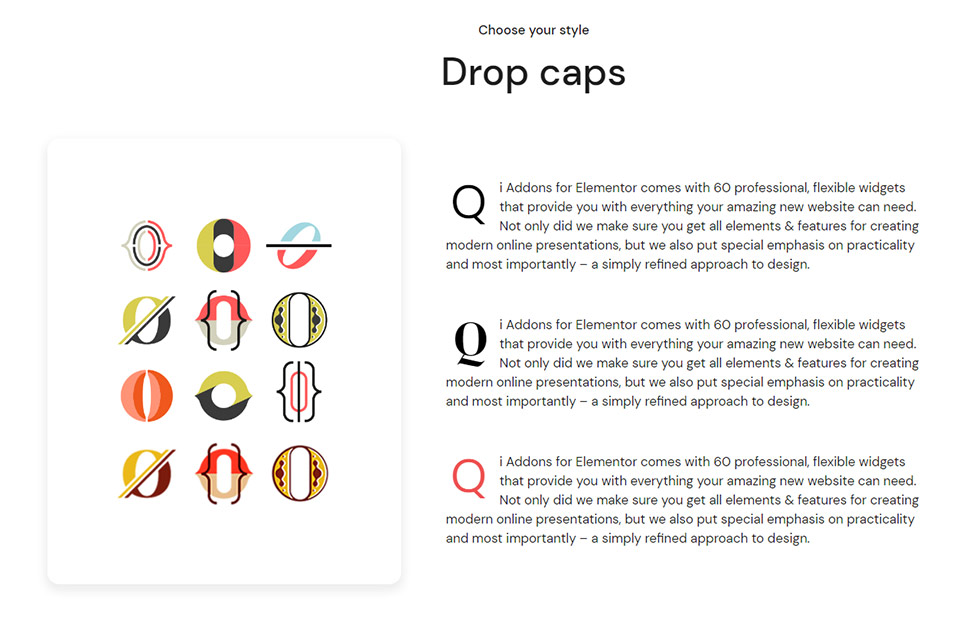 The Way To Create A Beautiful Drop Capital Effect To Your Web Pages