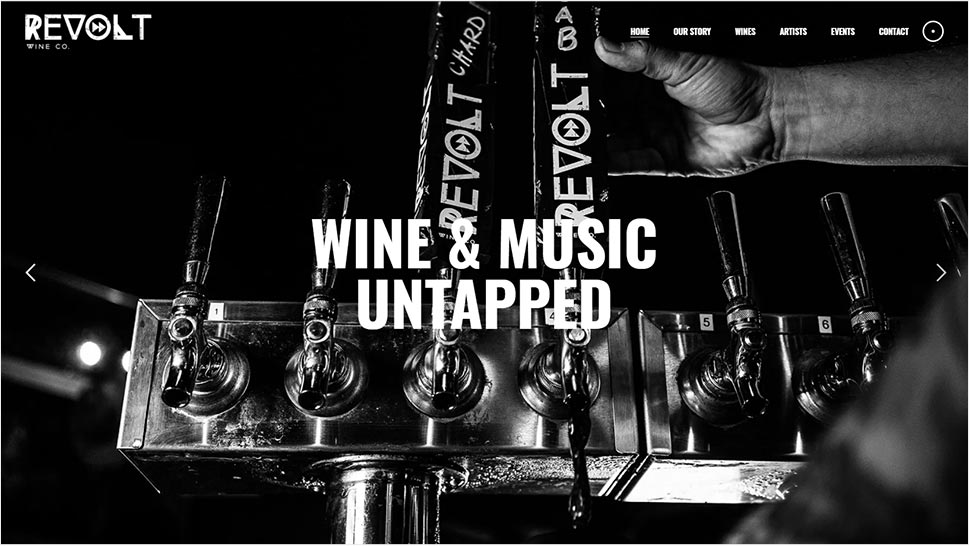 Revolt Wine Co.