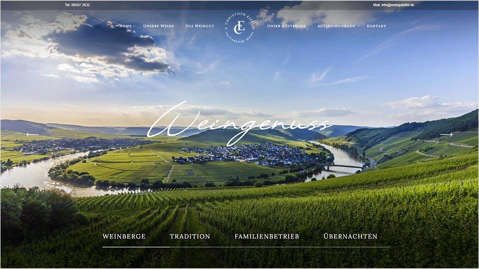 Weingut Eifel