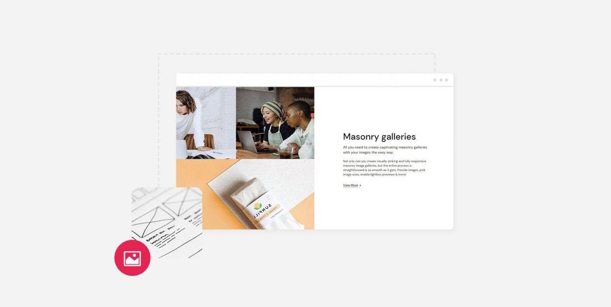 How to Create a Masonry Image Gallery in WordPress