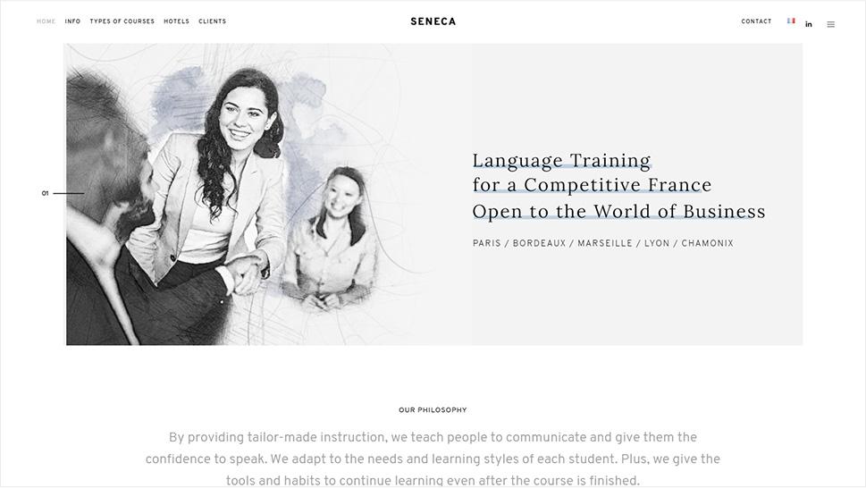 Seneca Language Training
