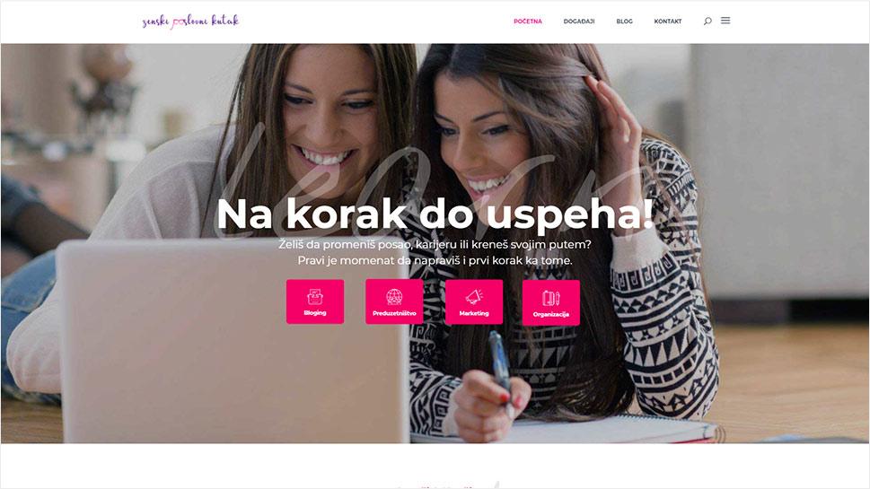Ženski Poslovni Kutak