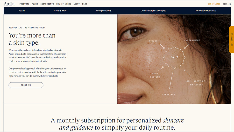 Atolla Skin Care