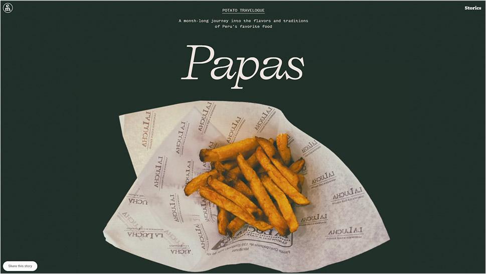 Emergence Magazine – Papas Nativas