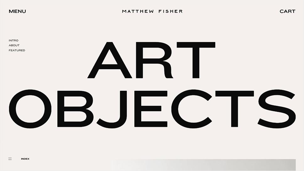 Matthew Fisher – Art Objects