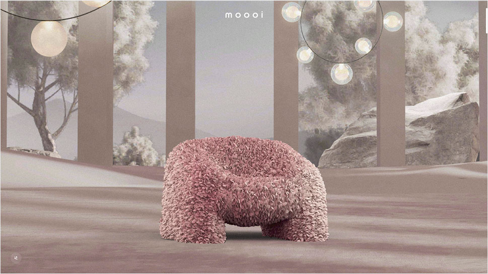 Moooi – Beauty Blooms