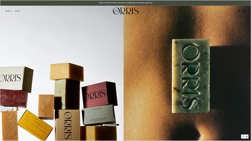 Orris Soaps