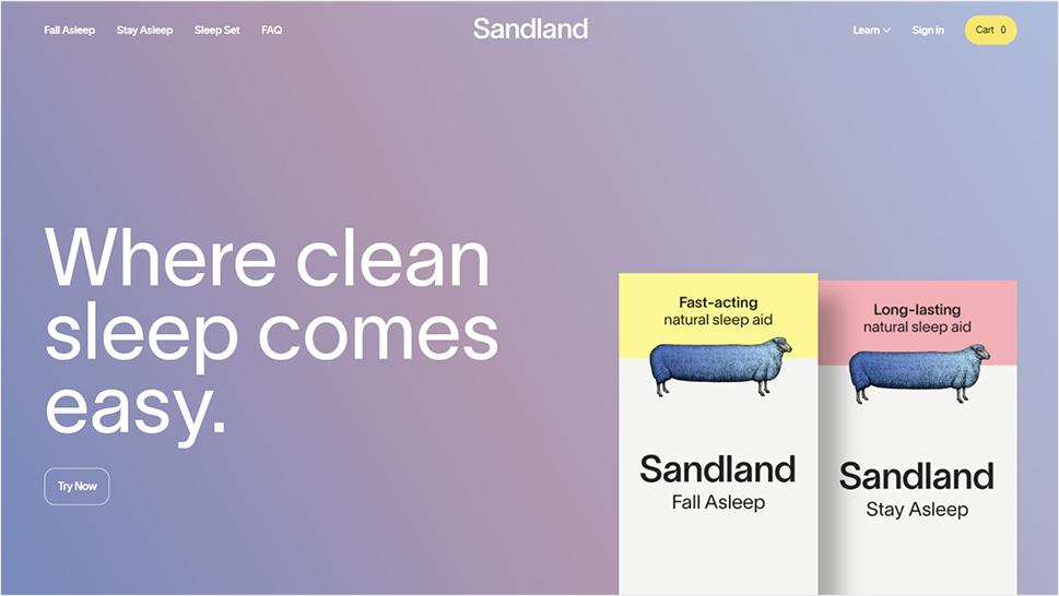 Sandland Sleep