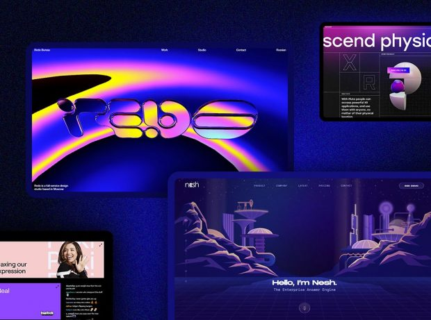 An Exploration of the 80s Retro Style in Modern Web Design