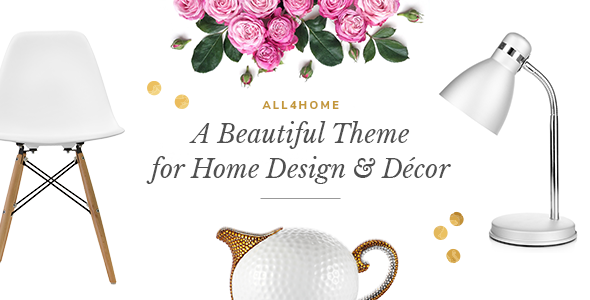 All4Home Wordpress Theme