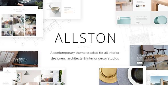 Allston Wordpress Theme