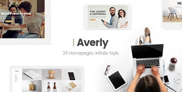 Averly Wordpress Theme