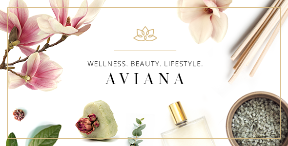 Aviana Wordpress Theme