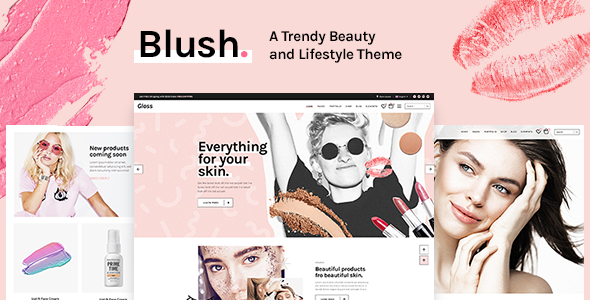 Blush Wordpress Theme