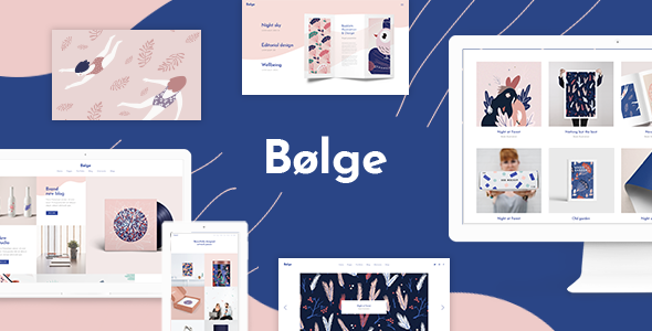 Bolge Wordpress Theme