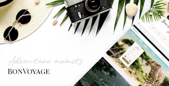 BonVoyage Wordpress Theme