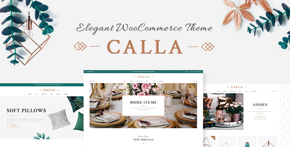 Calla – Elegant Home Decoration Shop