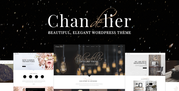 Chandelier Wordpress Theme