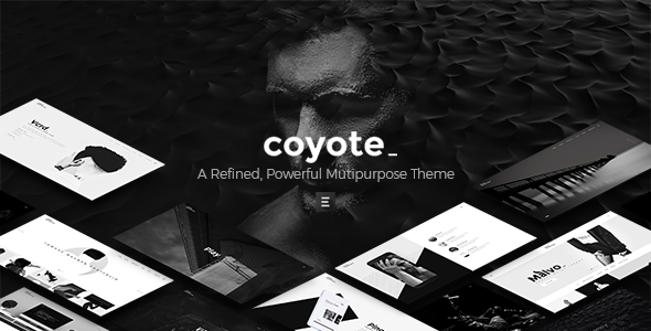 Coyote Wordpress Theme