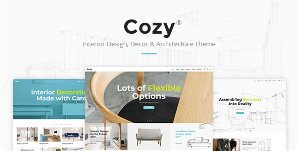 Cozy WordPress Theme