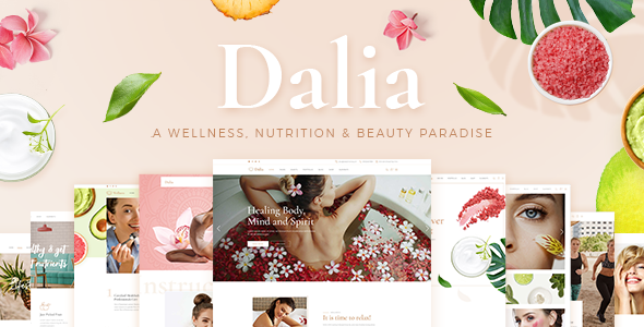 Dalia Wordpress Theme