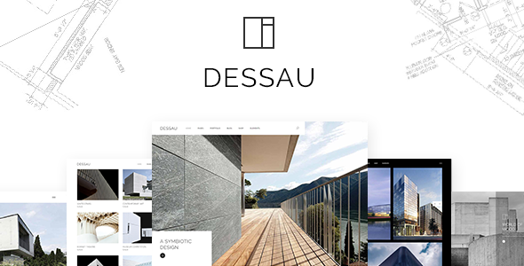 Dessau – Contemporary Theme for Architects and Interior Designers
