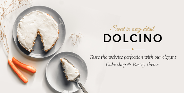 Dolcino Wordpress Theme