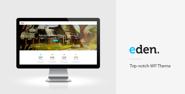 Eden Wordpress Theme