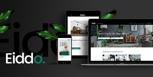Eiddo Wordpress Theme