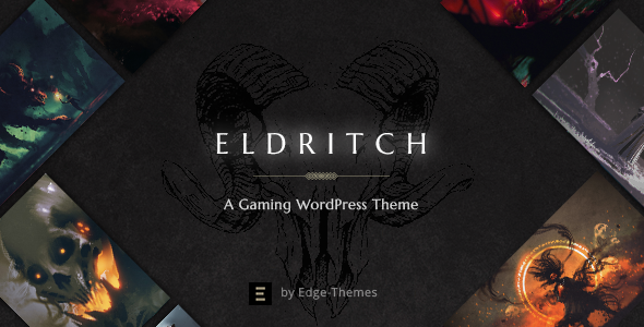Eldritch WordPress Theme