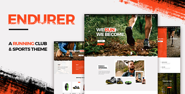 Endurer Wordpress Theme
