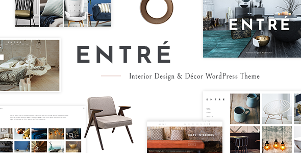 Entré Wordpress Theme