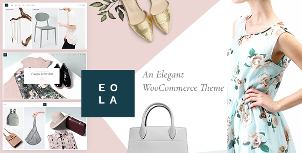 Eola Wordpress Theme