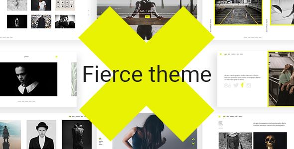 Fierce Wordpress Theme