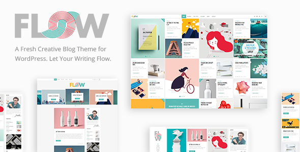 Flow - Creative Blog