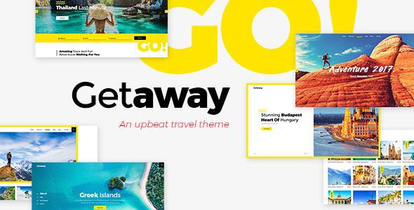 Getaway WordPress Theme