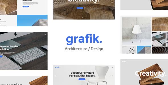Grafik Wordpress Theme