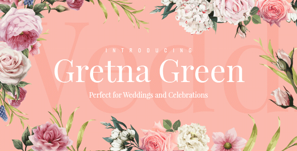 Gretna Wordpress Theme