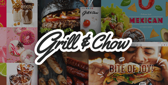 Grill Wordpress Theme