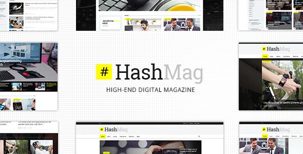HashMag Wordpress Theme