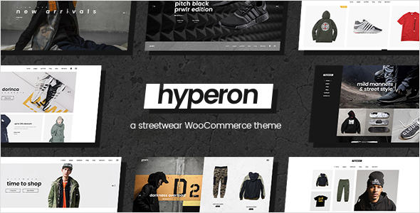 Hyperon Wordpress Theme