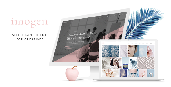Imogen Wordpress Theme