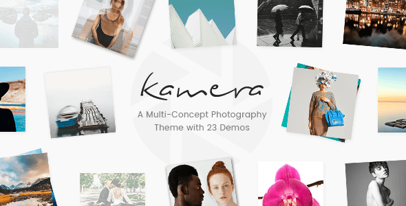 Kamera Wordpress Theme