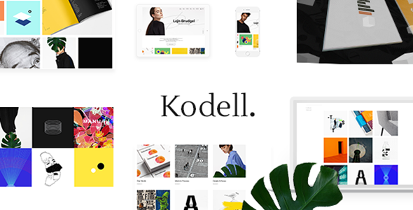 Kodell WordPress Theme
