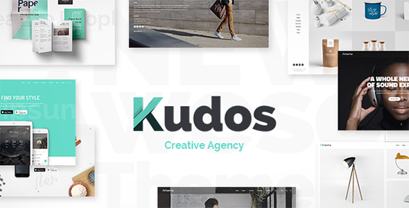 Kudos Wordpress Theme
