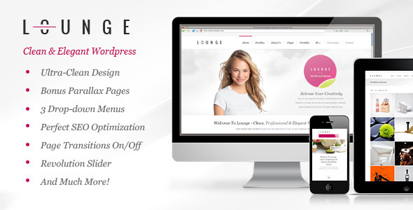 Lounge Wordpress Theme
