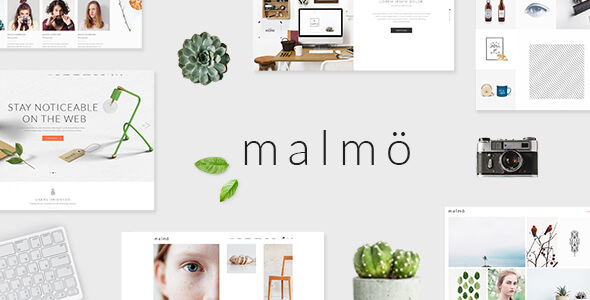 Malmö Wordpress Theme