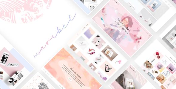 Kimiko Wordpress Theme