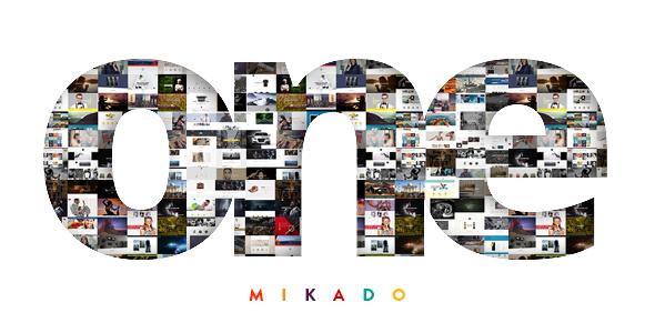 Mikado Wordpress Theme